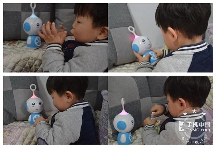 春游总动员有山有水有酷仔——酷仔儿童智能陪护机器人体验第17张图_手机中国论坛